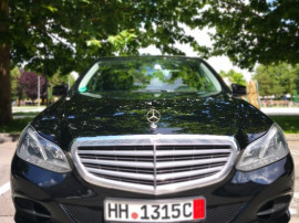 Mercedes benz e klasse 200 an 2015