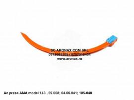 Ac presa AMA model 143 ,59.008; 04.06.041; 105-048