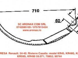 AC PRESA Renault/ 54-40; Rivierre Casalis/ model KR45, KR48
