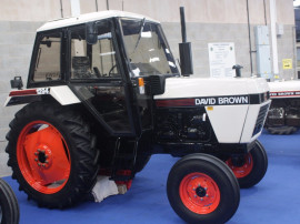 Parbriz Luneta Geam Tractor David Brown 885 990 9961412 1194
