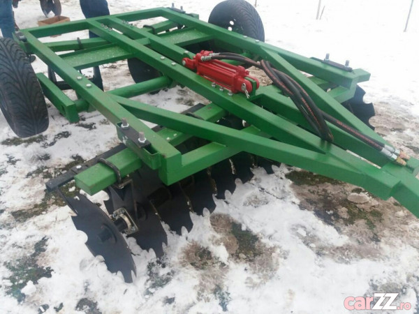 Disc agricol latime de lucru 1,8m, 1.250 eur - CarZZ.ro