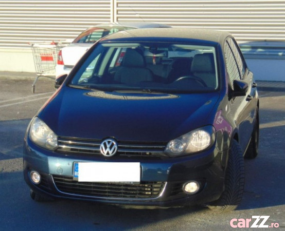 vw golf 6 1 4 tsi 122 cp dsg highline full eur. Black Bedroom Furniture Sets. Home Design Ideas