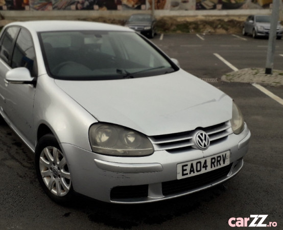 VW Golf 5 1.9 Uk