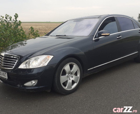 Mercedes S 320 4Matic, 2007