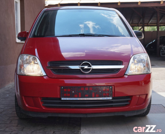 opel meriva 1 7 cdti an 2005 eur. Black Bedroom Furniture Sets. Home Design Ideas