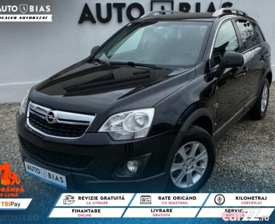 """Opel antara 2.2 cdti cosmo 4x4 / euro 5 Opel antara 2.2 cdti cosmo 4x4 / euro 5 2011  adusă recent din Germania, se pot verifica accidentele și km mașinii (apăsând butonul """"Verifică""""), cutie de viteză Manuala, Euro 5. Oferit de Companie."""