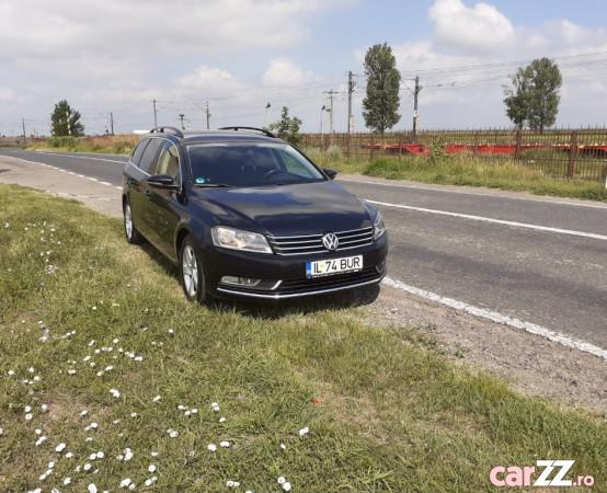 Volkswagen Passat 2.0 tdi 140CP an 2012
