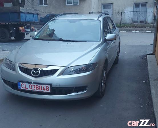 Mazda 6. 2006. Tdi 120CP