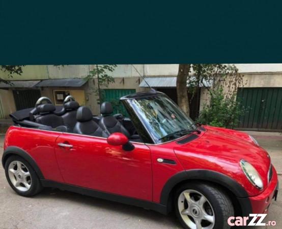 """Mini Cooper !! Mini Cooper !! 2005 , se pot verifica accidentele și km mașinii (apăsând butonul """"Verifică""""), cutie de viteză Manuala, Euro 4. Oferit de Persoană fizică."""