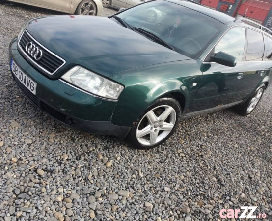 Audi a6 150cp v6 inmatriculat ro
