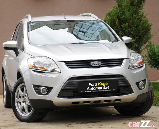 ford kuga 2 0 tdi 163 cp 4x4 automat euro 5 2010. Black Bedroom Furniture Sets. Home Design Ideas