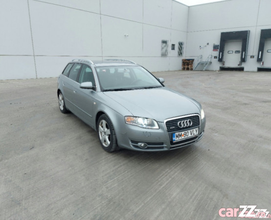 Audi A4 Break 2007 -2.0 Tdi Quattro 4x4