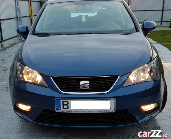 seat ibiza style 1 2 tsi 2017 10286 km eur. Black Bedroom Furniture Sets. Home Design Ideas