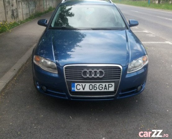 Audi A4 B7 19 tdi