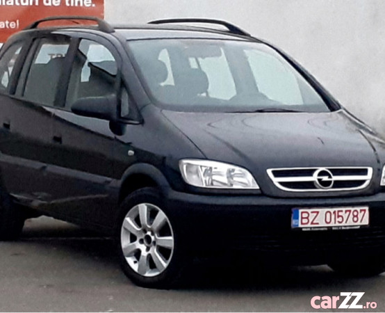 Opel Zafira/2003/1.8Benzina/Posibilitate rate