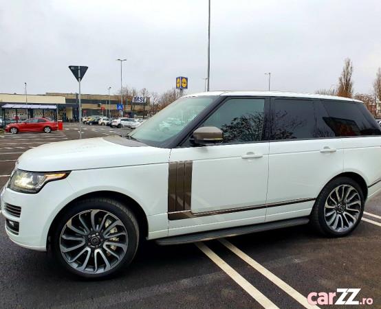 Range Rover Vogue Range Rover Vogue 2014  adusă recent din România, cutie de viteză Automata, Euro 5. Oferit de Persoană fizică.